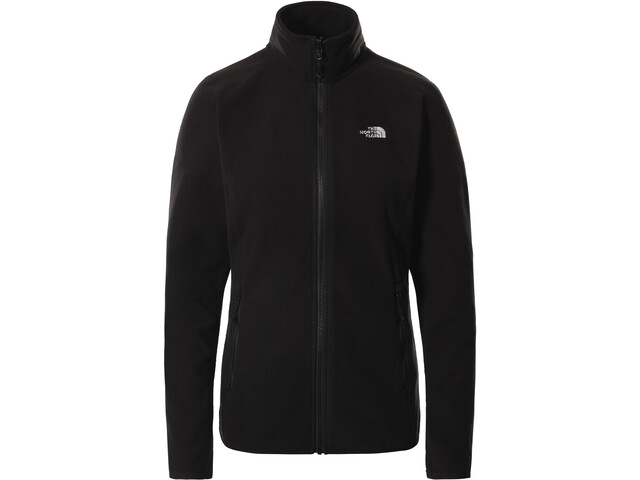 The North Face 100 Glacier Full Zip Jacket Women tnf black